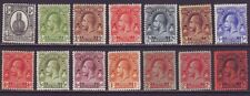 Turks & Caicos  Islands 1922 SC 44-57 MH Set