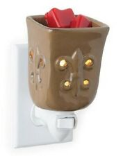 Ceramic Electric Wax Melt - Oil Warmer Diffuser - Toffee - Free Shipping !!