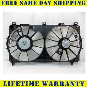 Radiator And Condenser Fan For Lexus IS350  LX3120102