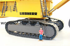 YY Conrad 2916/01 Liebherr R 996 Großhydraulikbagger gelb TL 1:50 NEU in OVP YY
