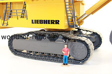 YY Conrad 2916/01 Liebherr R 996 Gros engin avec pelle mécanique jaune TL 1: