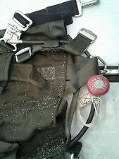 Parachute harness weapon and equiptment Military Issue