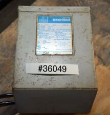 General Electric 9T51B111 dry type transformer 1.5 KVA (Inv.36049)