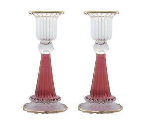 set of 2 wedding Lantern Table Candlesticks Candle Holder