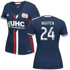 New Adidas Womens Nguyen New England Revolution 2016-17 Replica Jersey-2XL