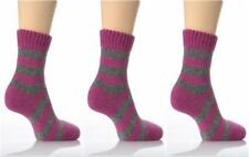 Striped Ankle-High Singlepack Socks for Women