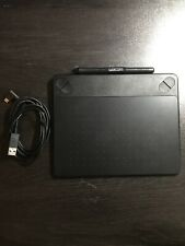 Wacom Black Small Intuos Art Pen and Touch Tablet CTH-490 + PEN + CABLE