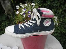 CONVERSE ALL STAR CANVAS HI TOP TRAINERS SIZE 3