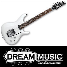 Ibanez JS140 WH Joe Satriani Signature Electric White Finish RRP$1799