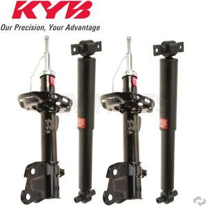 BuyAutoParts 77-60349AO New For Suzuki Kizashi 2010-2013 New Pair Front KYB Excel-G Shocks Struts