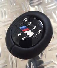 BMW Schaltknauf ///M Leder E30 E32 E34 E36 E39 E46 E60 E61 Z3 Z4 5 Gang NEU