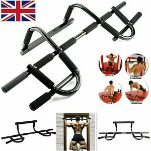 Pull-up/Chain/frame Bar Upper Body Doorway  Abs Gym Fitness Training Strength 1X
