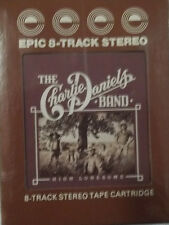 8 TRACK TAPE THE CHARLIE DANIELS BAND  High Lonesome  New Factory Sealed RARE