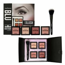 Profusion Cosmetics Blush Boutique Rosette Make Up Blusher Set with Brush