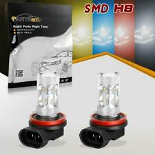 2pcs High Power LED Fog Driving Light  50W 4-Color lens change for fun