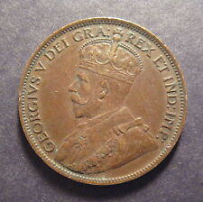 1918 Canada Large Cent - KM# 21 - * No Reserve * - (L234)