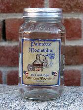 Palmetto Premium American Moonshine 0,7l 52,5% Vol. USA inkl. Ausschüttaufsatz
