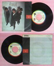LP 45 7'' ASWAD Beauty's only skin deep Smokey blues 1989 italy no cd mc dvd