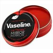 VASELINE Lip Therapy Mirror Mirror Lip Balm Pot - 20g x 2 FREE P&P