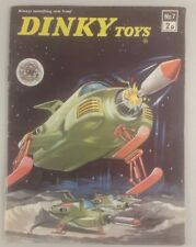 Dinky Toys Catalogue No. 7 - dinky toys booklet NO 7 GC