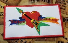 Tom Petty Heartbreakers Colorful patch
