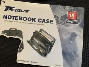 Targus Classic Notebook - Laptop - Travel Briefcase. New