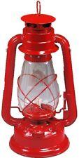 Red Outdoor Camping Lamp Kerosene Lantern 12