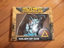 Fantasy Flight Games Mutant Chronicles Golem of Ice