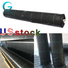 6Ftx50Ft Weed Barrier Fabric Landscape for Weed Blocker Fabric Heavy Duty Us