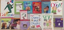 American Girl Lot 13 Non-Fiction Books Care Keeping Holiday Manners Horses VGUC