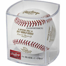 2017 Houston Astros Rawlings Official MLB World Series Champions Baseball Cubed