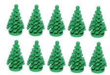 ☀️Lego New bulk  Small Green Pine Trees Lot Of X10 Pieces