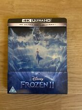 Frozen 2 4K Blu Ray U.K Steelbook