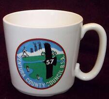 Boy Scouts of America B.S.A. BSA Ventura County California Council 57 Coffee Mug