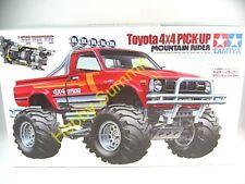 Rare 84386 Tamiya R/C 4WD MOUNTAIN RIDER 1/10 Toyota 4X4 Pick Up  Off Road Truck