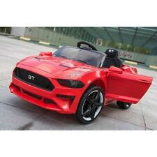 Mustang Replica Kids Ride on Car with Remote Control (Red)