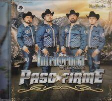 Inteligencia Nortena Paso Firme CD New Sealed