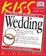 KISS Guide to Planning A Wedding: Keep It Simple Series-ExLibrary