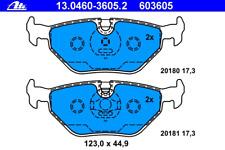 Bremsbelagsatz Scheibenbremse - ATE 13.0460-3605.2