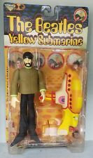The Beatles Yellow Submarine GEORGE with YELLOW SUBMARINE  McFarlane Toys (1999)