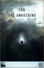 P.O.D - The Awakening Poster (Rock, Metal)