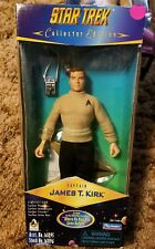 """STAR TREK COLLECTOR EDITION CAPTAIN KIRK """"WHERE NO MAN HAS GONE BEFORE"""" 9"""" INCH"""