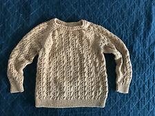 babaa knitwear mi tierra women's sweater cotton one-size