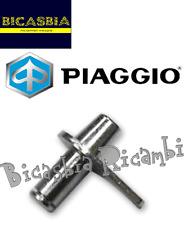 574382 - ORIGINALE PIAGGIO PERNO PEDANA SINISTRO 125 200 BEVERLY 2001 - 2003