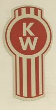 Kenworth Truck EDELBROCK HOLLEY CARBY Sm Sticker tool box, man cave, beer fridge