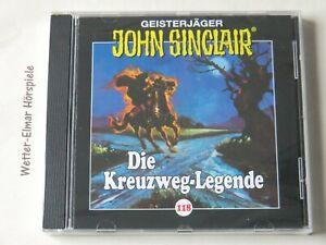 John Sinclair - CD - Folge 118 - Die Kreuzweg-Legende - NEU & OVP