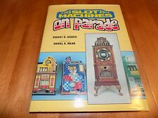 SLOT MACHINES ON PARADE Slots Machine Collector Antique Antiques Gambling Book