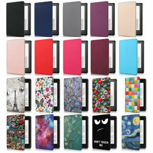 """6"""" Inch Flip Smart PU Leather Case Cover For All-New Kindle 10th Generation 2019"""
