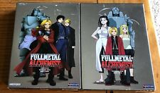 Fullmetal Alchemist: The Complete First Season - Parts 1 & 2 - See Pics