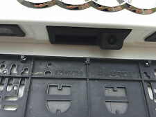 Audi q5 sq5 8r camara de vision trasera MMI original nachrüst set cámara rfk pinzamiento sonda